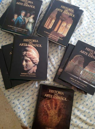Enciclopedia del Arte Español