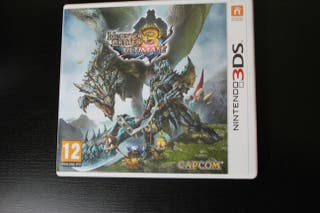 Juego de Monster Hunter 3 Ultimate para 3DS/2DS