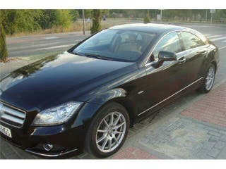 Mercedes-Benz Clase CLS 250 CDI BE 2011