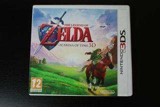 Juego de Zelda: Ocarina of Time para 3DS/2DS