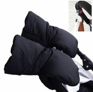 Manopla guante silla bebé cuchara dispensadora