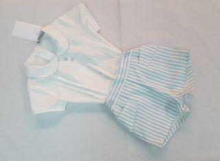 Conjuntos bebe niño vestir nuevos varios modelos