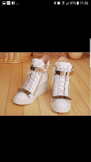 zapatos mujer talla 36 ,