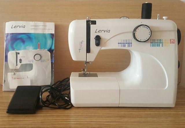 ᐈ maquina de coser lervia instrucciones 2020 - Top