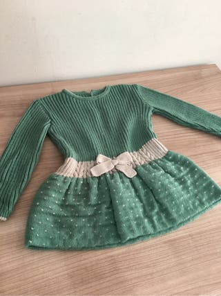 Vestido niña DOÑA CARMEN T.18