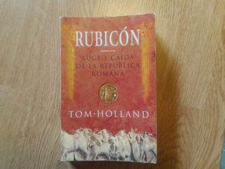 Rubicón (auge y caída de la republica romana)