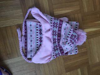 Conjunto gorro bufanda