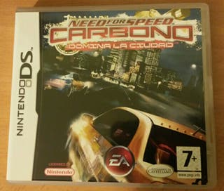 Need for Speed Carbono NDS