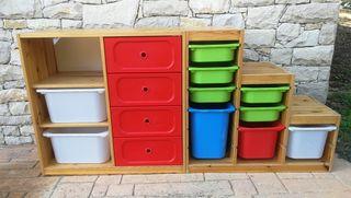 Mueble Ikea Ninas De Segunda Mano En Wallapop