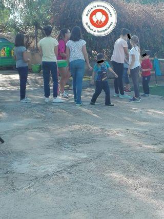 Animacion Infantil, Pintacaras, Juegos...