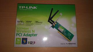Adaptador wifi PCI