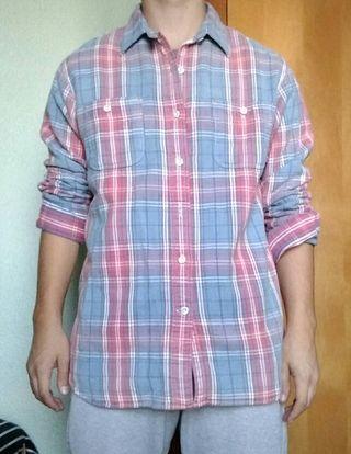 Camisa Cuadros Ralph Lauren