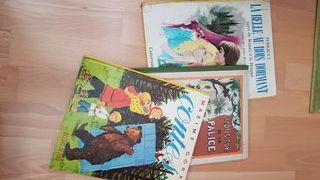 Libros / cuentos en Francés
