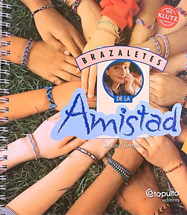 Libro BRAZALETES DE AMISTAD
