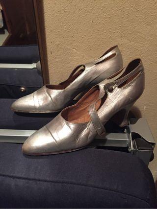 Zapatos años 20