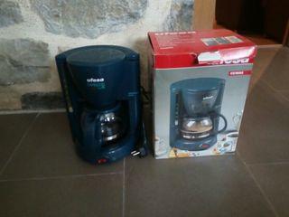 Cafetera 6 tazas UFESA