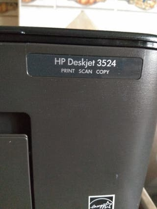 impresora hp 3524