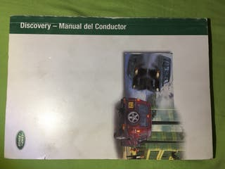 Manual land rover discovery 2