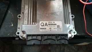 0281014360 unidad control motor nissan qashqai