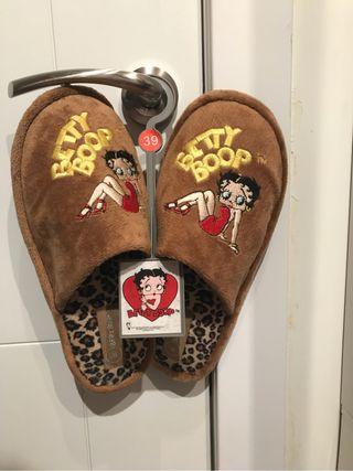 Zapatillas Betty Boop Nuevas