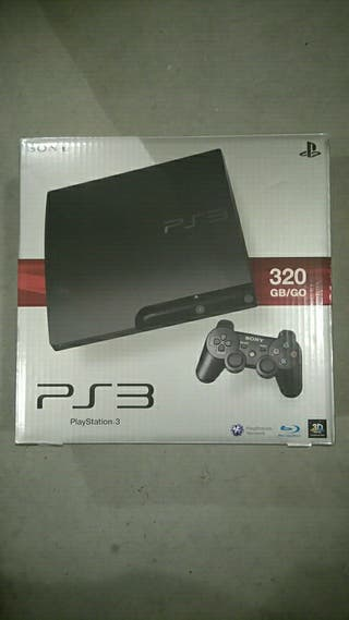 PS3 320 Gb para repuestos