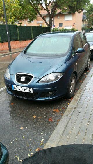 SEAT Altea 2.0 TDI 140 cv Auto.
