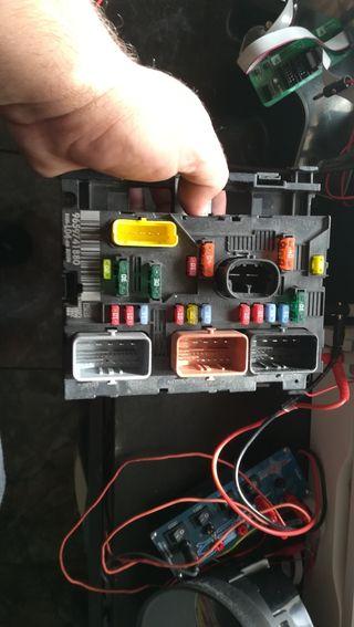 9659741880 bsm2 de peugeot 307 sw 1.6 gasolina