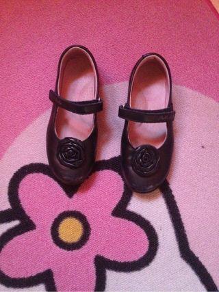 Zapatos niña t-30