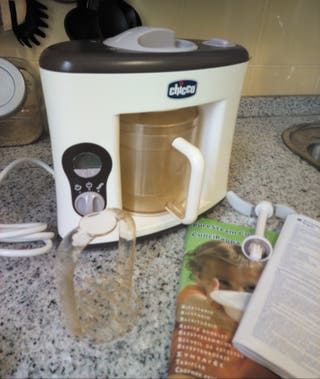 Chicco easy meal vapor