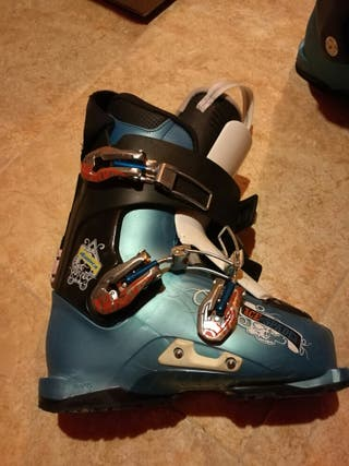 Botas esqui Nordica 275 mm niño niña