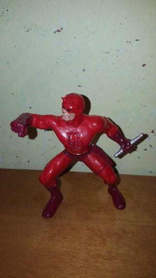 figura pvc goma Daredevil Marvel Yolanda