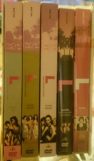 DVD. Temporadas The L World.