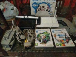 Wii,uDraw y juegos