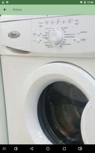 lavadora whirlpool (para repuestos)