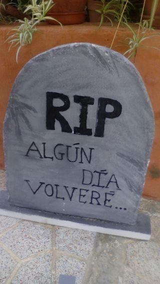 Lapida halloween