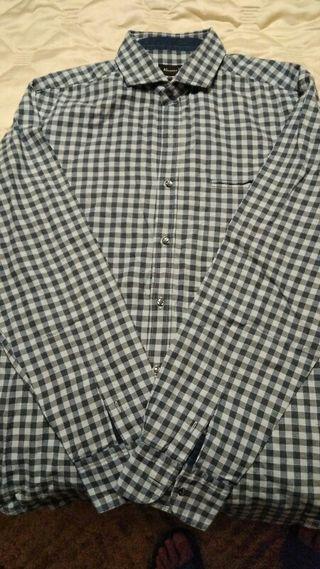 Camisas Massimo Dutti