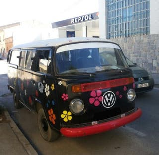 Volkswagen T2 Combi Transporter