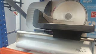 cortadora de fiambres semi profesional lacor