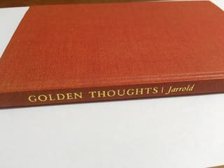 Golden Thoughts. Escritor: Jarrold. Libro versos