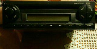 radio cd original de coche seat ibiza
