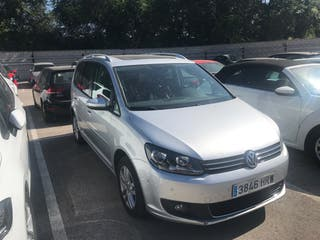 Touran 7 Plazas 1.6tdi 105 cv Traveller