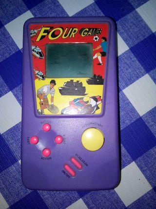 videojuego años 90