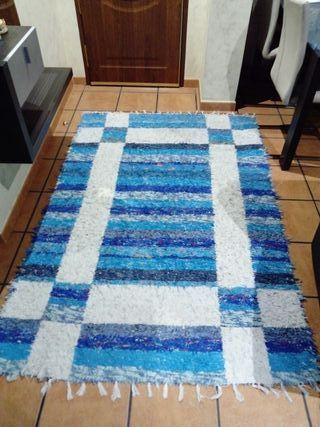 Jarapa de la Alpujarra artesanal 140x210