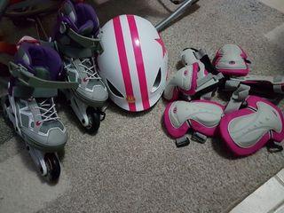 patines en linia talla 29-32