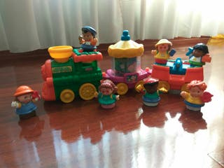 Tren Little People