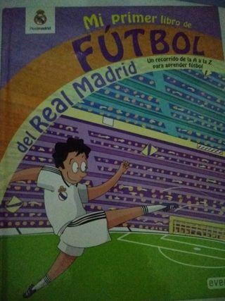 libro del real Madrid