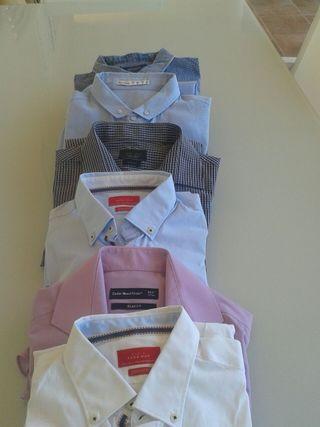 Lote camisas ocasion