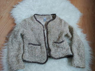 chaqueta zara talla 4_5 años