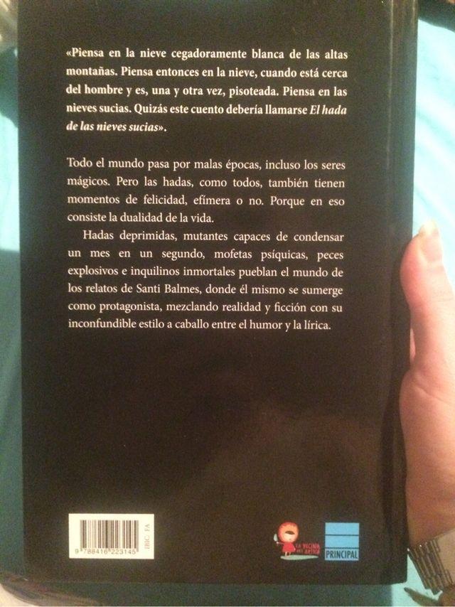 Libro Santi Balmes FIRMADO