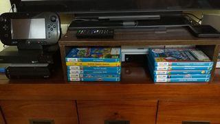 Wii u con 11 juegos